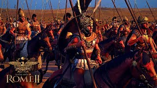 The Ending Of This Battle Was Crazy! - Total War: Rome 2 Divide Et Impera