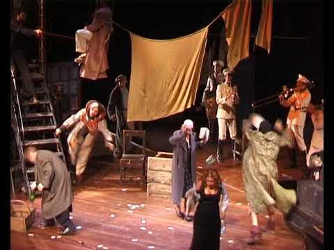 Nachtasiel, Maxim Gorki, Bulgaars Nat. Theater, Alexander Morfov