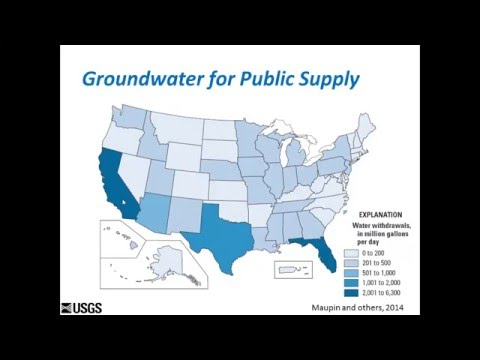 Groundwater: Unlocking the Mystery of an Unseen Resource