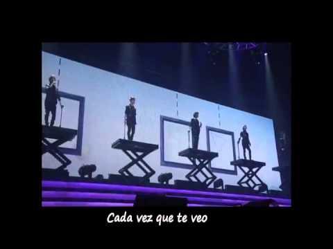 Your name - SHINee _SHINEE WORLD live Sub Spanish (Sub. Español)