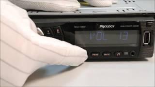 Автомагнитола PROLOGY MCA 1080U
