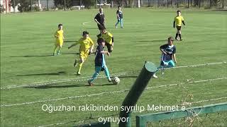 Mehmet Yavuz asist Berkay Namaz gol