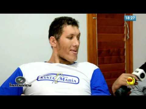 INTERVIEW com Ninão o Gigante Gentil