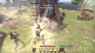 ESO Guide | Templar All Skill Class and Morphs // Shadow of the Hist