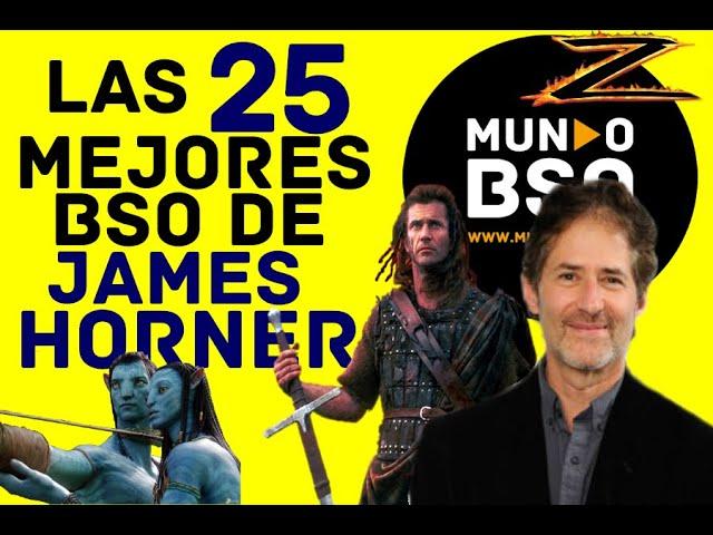 Las Mejores Bandas Sonoras James Horner Youtube
