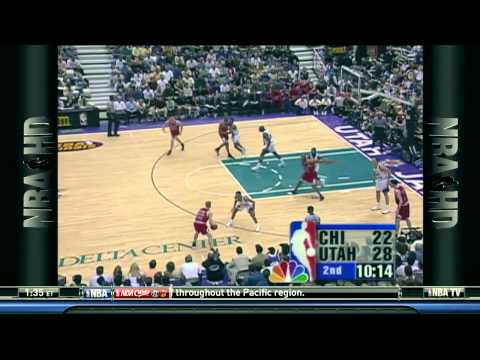 RetroBreakdown:: Bulls vs. Jazz Game 6 1998 NBA Finals