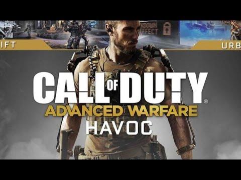 Análisis Havoc (PS4) COD AW DLC#1