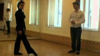 свадебный танец урок 5