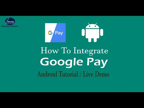 How to Integrate google Pay Android Tutorial, UPI Payment Live Demo thumbnail