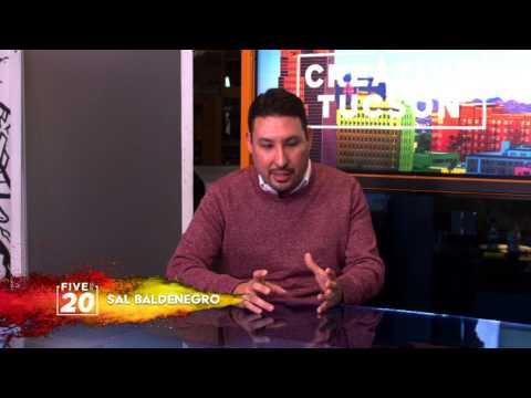 Art Talk - Filmmaker Sal Baldenegro
