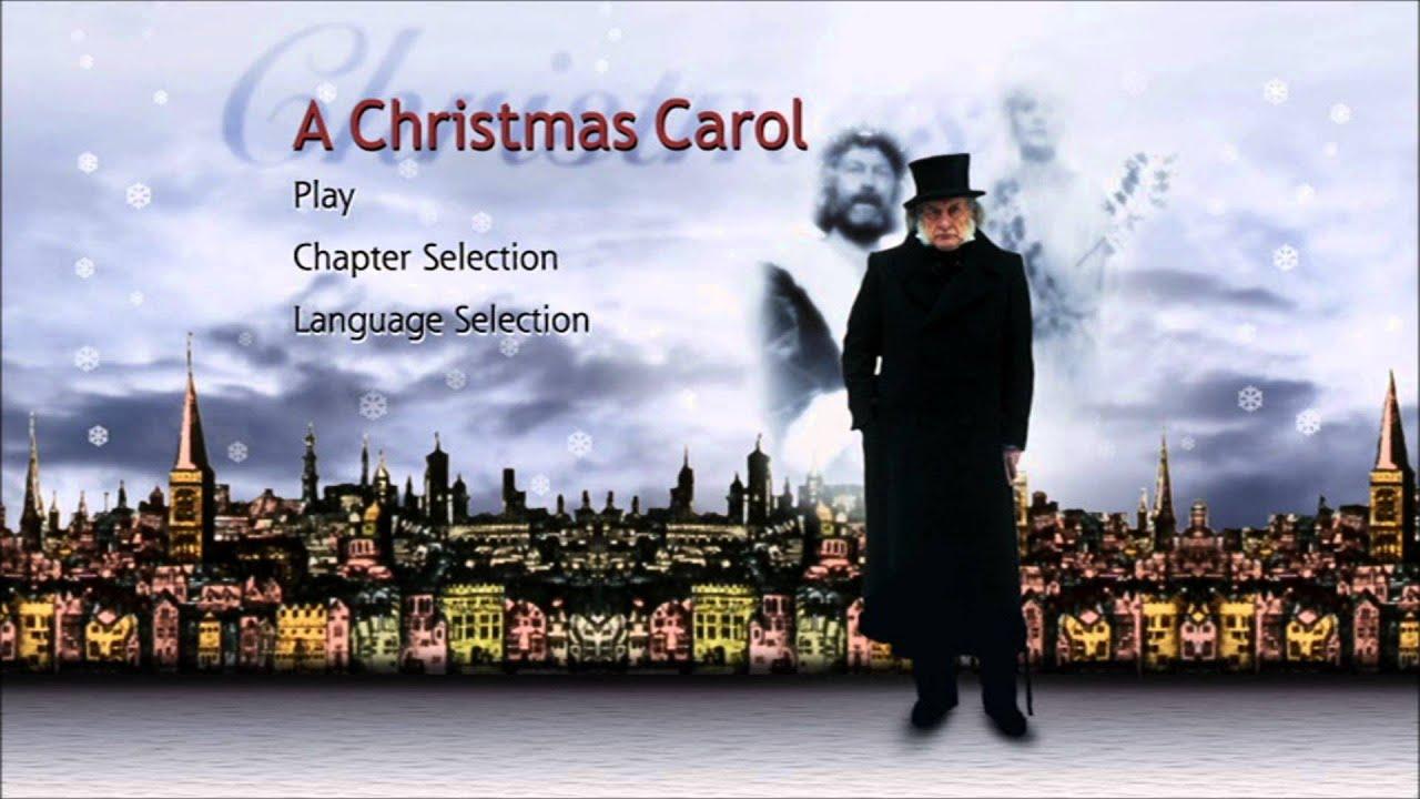 A Christmas Carol George C Scott