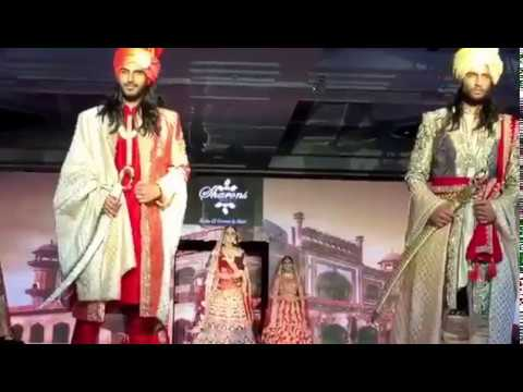 Sharons Couture at the Asiana Bridal Show Birmingham 2017