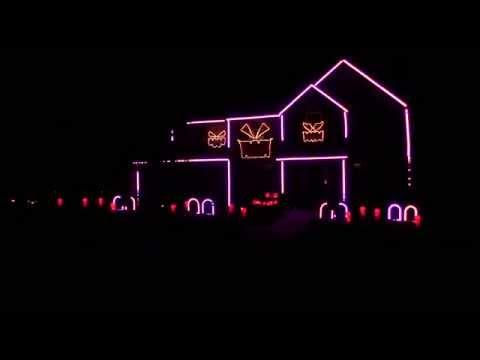 2014 Halloween Lights - Bang Bang by Jessie J,...