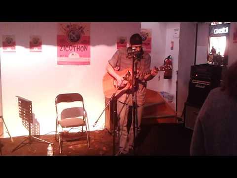 Ali Dada - Live Zicothon 2Dec2017 - 08 Leadbelly Covers Medley [TheyHungHimOnACross/Ain'tItAShame]