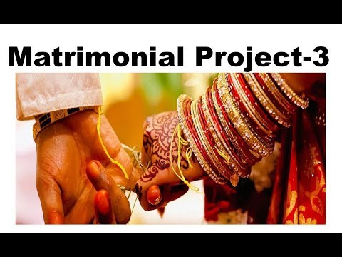 How to Design Matrimonial Project in ASP.NET CORE PART-3/7