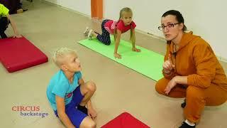 Гимнастика  Урок №2  Видео