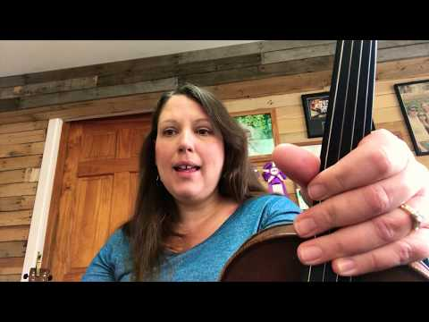 Ragtime Annie | Practice Video | The American Fiddle Method Vol 2 By Brian Wicklund