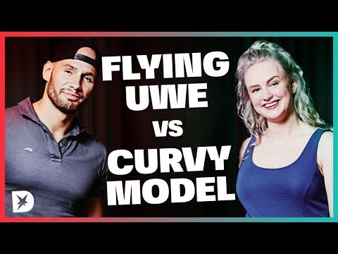 Flying Uwe vs. Curvy Model über Fitness, Instagram-Fakes, MMA | DISKUTHEK thumbnail