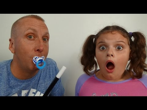 "Thumbnail: Bad Baby Freak Daddy & Victoria ""Toy Freaks Messy Annabelle"""