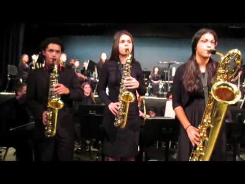 Silent Night Saxophone Ensemble