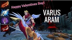 KILLED WITH LOVE! Valentines Day - Heartseeker Varus ARAM - League of Legends