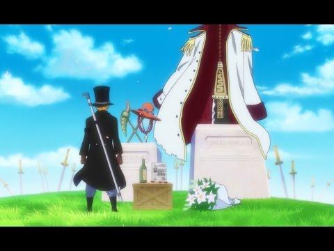 ONE PIECE Die Beerdigung Von Ace Und Whitebeard {DEUTSCH}