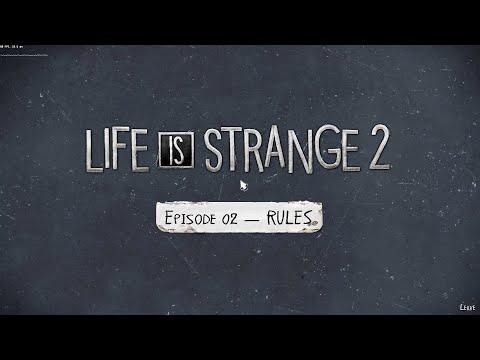 "Life Is Strange 2 Episode 2 ""RULES"" Walkthrough Playthrough (NoCommentary) thumbnail"