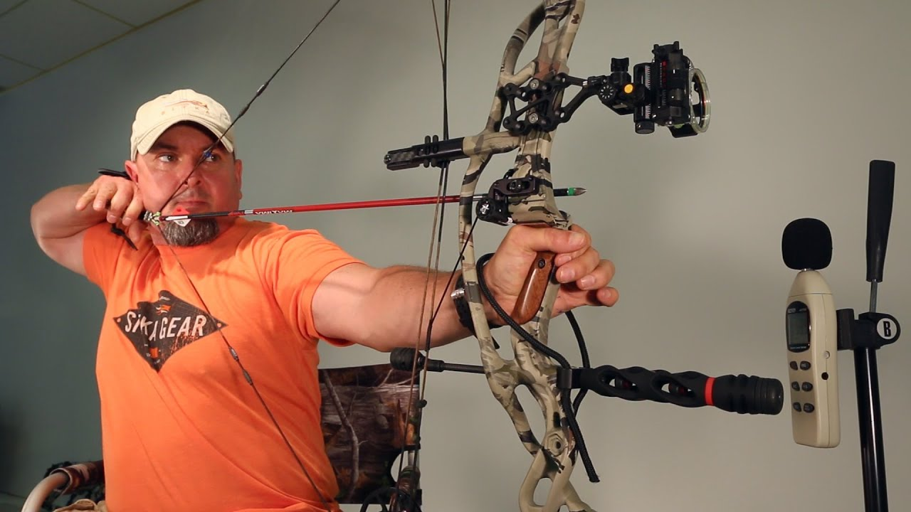 Bow Review Hoyt Carbon Defiant Youtube
