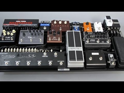 Dumble Amp Pedalboard Rig | VertexEffects com
