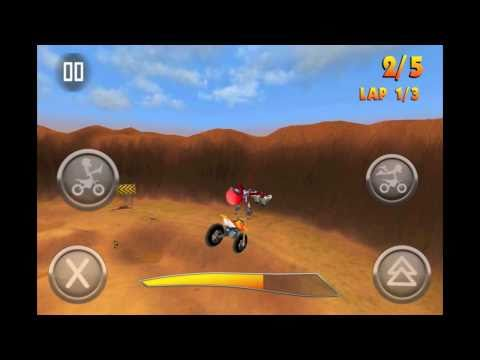 FMX Riders - Trailer - iPhone/iPod/iPad - Android