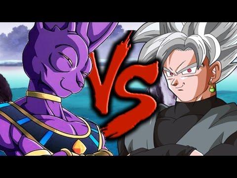 Goku Black VS. Bills | Batalha Mortal