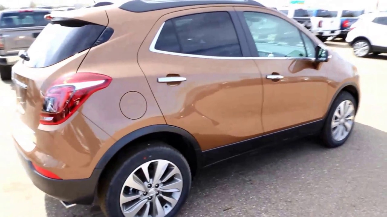 Buick Encore For Sale >> River Rock Metallic 2017 Buick Encore For Sale In Medicine Hat Ab