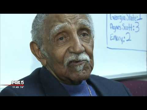 Joseph Lowery speaks at CAU
