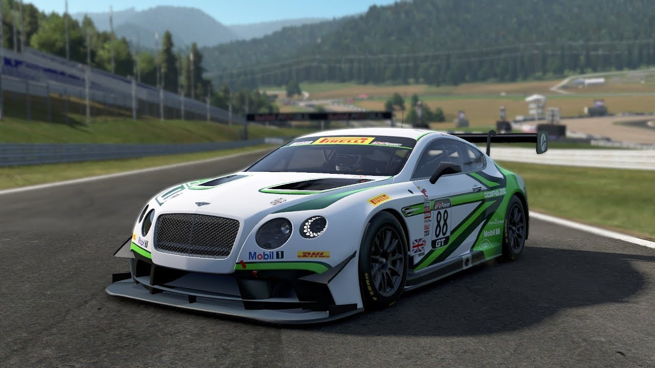 2ª Carrera Copa GT3 Bentley en Nurburbrin GP Maxresdefault