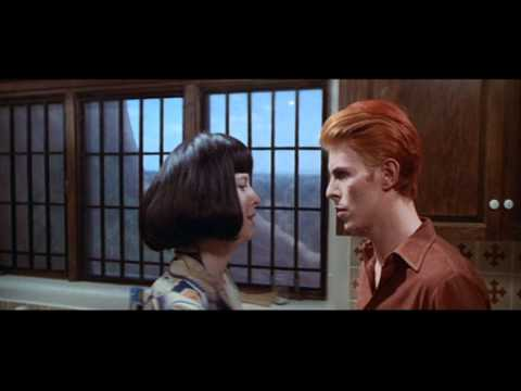 THE MAN WHO FELL TO EARTH – Trailer