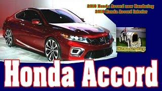 Honda Accord HFS Concept Car Wallpapers Videos