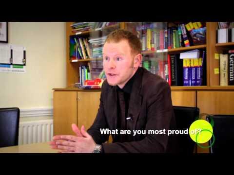 Ian Brangan - Academic Manager, Alpha College of English