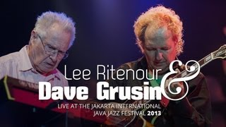 Lee Ritenour & Dave Grusin Live at Java Jazz Festi