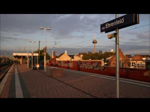 S Bahn Köln Ehrenfeld