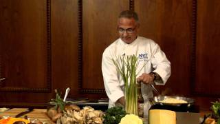Nyit De Seversky Mansion - Butternut Squash Risotto With Duck Confit