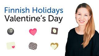 Finnish Holidays - Valentine's Day -