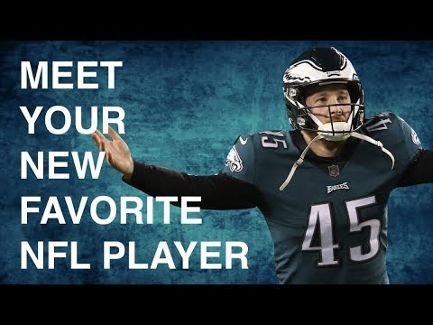 MEET YOUR NEW FAVORITE NFL PLAYER  EAGLES FILM ROULETTE