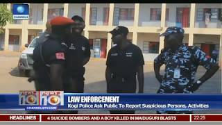 Kogi, Adamawa Police Command Parade Criminal Suspects