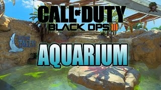 Call of Duty Black Ops 3 Aquarium TDM | Here We Go