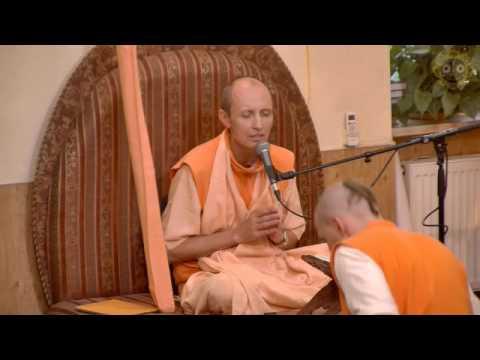Шримад Бхагаватам 4.19.10 - Бхакти Ананта Кришна Госвами