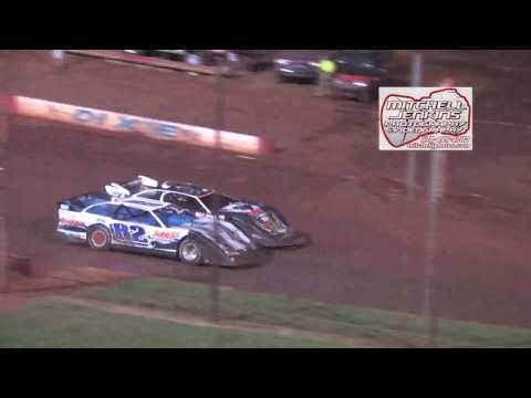Dixie Speedway 8/15/15 Super Bomber Feature!