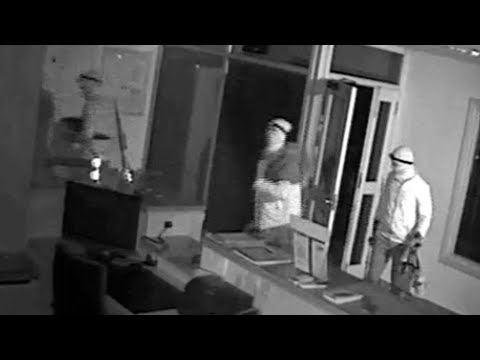 Diez detenidos en Albacete por robar más de un millón de euros reventando cajeros