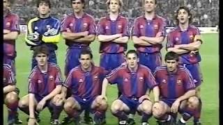 Uefa cup 1995/1996. 1/2 final. second match. 16 apr 1996