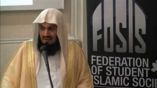Changing to Studying Effectively - Mufti Menk