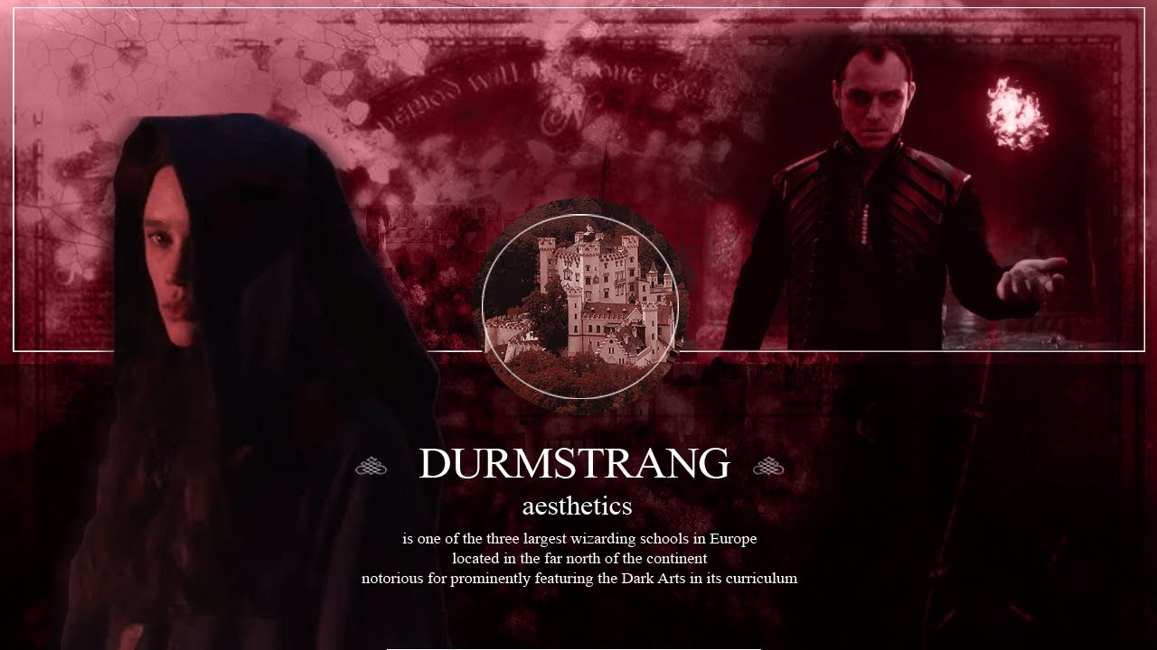 Durmstrang Aesthetic Magic Comes From Pain Youtube We are the proud sons and daughters of the durmstrang institute of magic. durmstrang aesthetic magic comes from pain